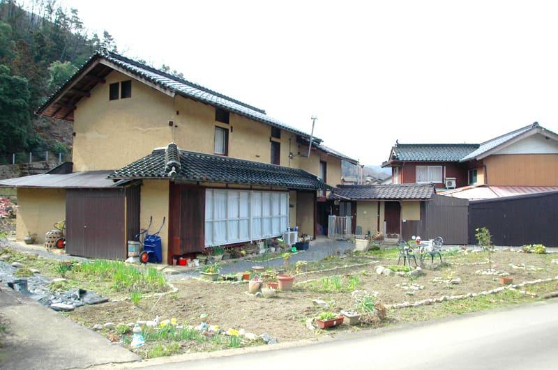 兵庫県養父市大屋町で田舎暮らし。格安古民家物件