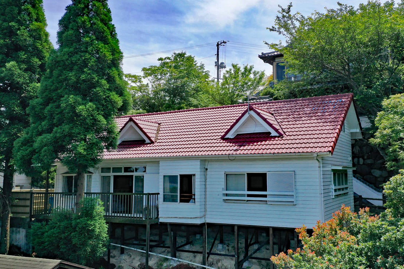 鴻島の別荘・4LDK・リフォーム済みの格安物件